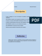 Descripción y reflexión2