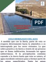 Cosecha de Agua Microcuencas