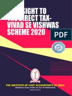 Insight-To-DT Vivaad Se Vishwas 2020