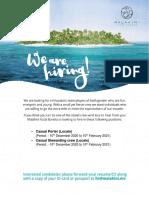 Job ad 05.12.2020