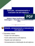 Modulo 6 Transparente 3 Selecçao armaz antiseptico A.pdf