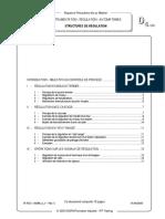 Unlock-D6 - (Instrumentation) Structures de régulation