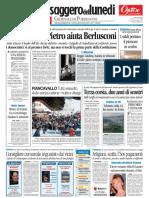 Messaggero Pordenone 4 Genn 2010