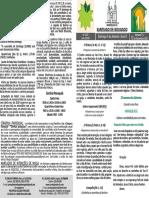 Boletim Paroquial de Santiago Bougado 1457