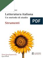 letteratura italiana_strumenti