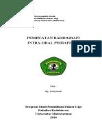 BUKU PANDUAN KETERAMPILAN MEDIK  DENTAL RADIOLOGI PERIAPIKAL.docx