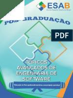 9-ENGENHARIA DE SOFTWARE AVANÇADA