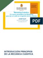 Marketing Cuántico Josep Alet RAED 2019