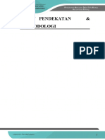 005 - Bab IV Pendekatan & Metodologi