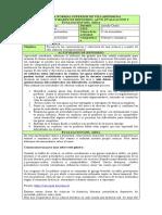 04 Lenguaje Guía de refuerzo y evaluación  final décimo (La crónica)