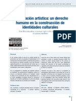 La educación artistica un derecho humano en la construcción de identidades culturales..pdf