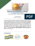 Noticias de Actualidad en El Retail Dic 5 2020