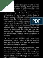 Ser revolução - Pr. Pedro Eliomar