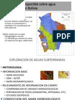 TALLER - cartografia hidrogeológica 2020