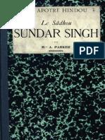Sâdhou Sundar Singh