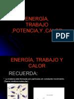 Energia Trabajo Calor