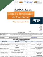 Planes de Evaluaciones Profa Georgina Rojas