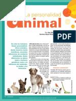 La personalidad animal