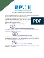 Recherche PMI-PMBOK