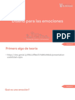 SEMANA 5_CLASE 10_Diseño para las emociones