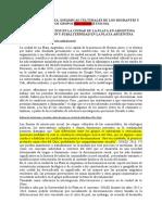 DISCRIMINACION EN LA CIUDAD DE PLATA EN ARGENTINA