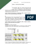 TEMA 5  PRACTICA 1 Y 2CUENTAS POR COBRAR  2020