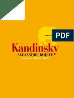 Las Pinturas Concretas de Kandinsky - Alexandre Kojeve
