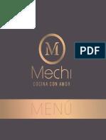 Menú Mechi