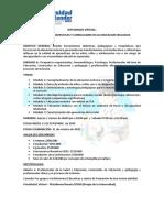 DIPLOMADO EDUCACION INCLUSIVA UDES 2020
