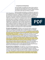 La importancia de Schopenhauer.pdf