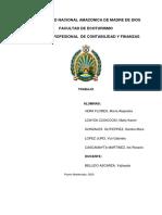 PARTES DEL IMFORME DE AUDITORIA