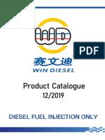 3 win diesel parts