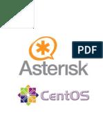 Instalacion CentOS-Asterisk