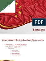 Educação Na China.pptx