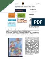 FICHA DE COMUNICACIÓN REFLEXION DE 12-16 OCTUBRE