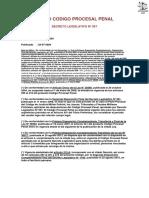 Código Procesal Penal 2020