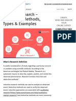 What is Research- Definition, Types, Methods & Examples
