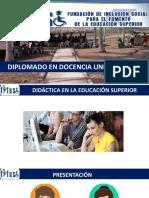 02- DIDÁCTICA EN LA EDUCACIÓN SUPERIOR