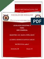 S.C.HTAREA GIRO COMERCIAL