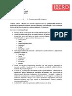 Análisis CUERVO- BECLE mercado de capitales