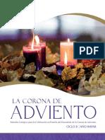 Subsidio Corona de Adviento - Ciclo B - Año Impar