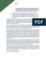 Naturgy anuncia caducidad del contrato de concesión de gas natural en el suroeste del Perú