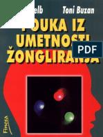 Pouka iz umetnosti zongliranja Toni Buzan