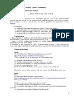 FLTM Unit 1  Lesson 3 updated
