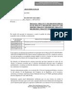 Comisión de Defensa del Consumidor - 24 de noviembre
