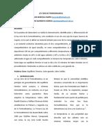 LEY CERO DE TERMODINAMICA
