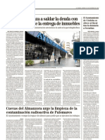 """Securitas. Denuncias contra Securitas . El Ayuntamiento de Córdoba se ofrece al fiscal tras la denuncia a Securitas . Fuente diario """"El Mundo"""""""