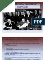 3.CONSTITUCIONALISMO SOCIAL BOLIVIANO