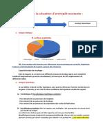Analyse de l'implantaion-la gestion actuelle d'entrepôt