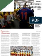 El Futbol Desde Distintos Puntos de Vista Parte 2